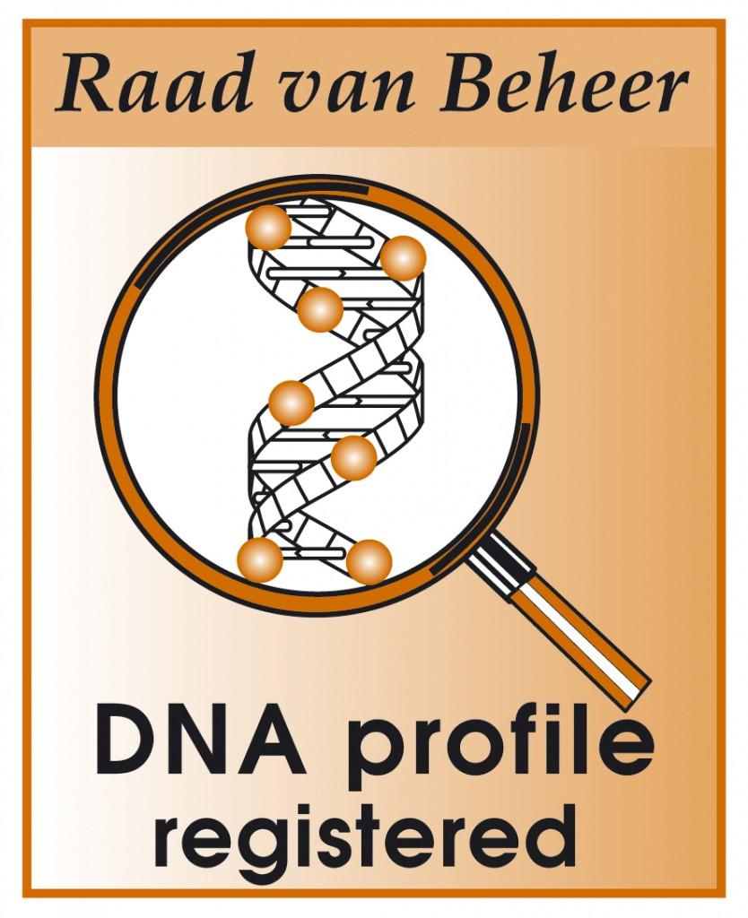raad DNAprof registered:Opmaak 1